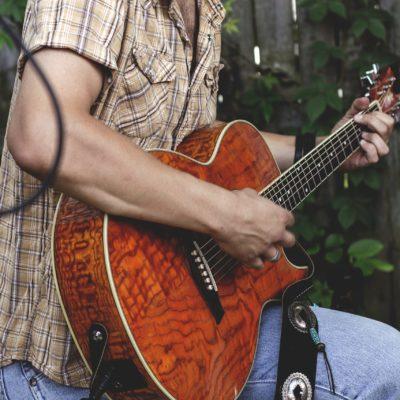 Acoustic AD41-BK